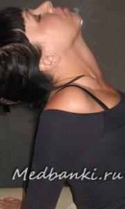 Упражнение на раскрытие грудного отдела 1