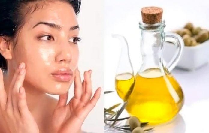 Методика нанесения масла на кожу лица