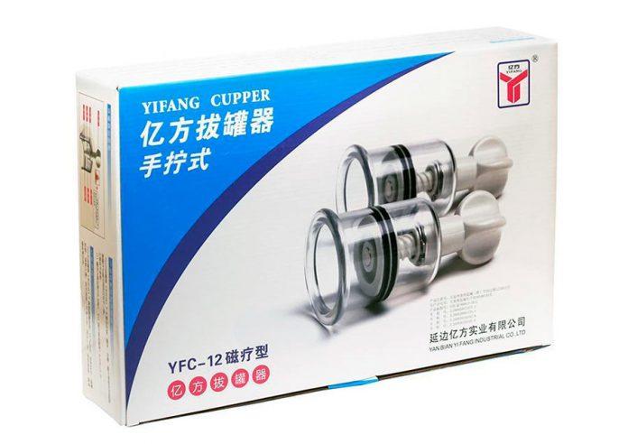 Особенности массажных банок Yifang