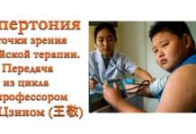 Причины высокого давления и лечение гипертонии