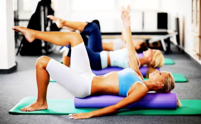 Техника выполнения упражнений для МФР