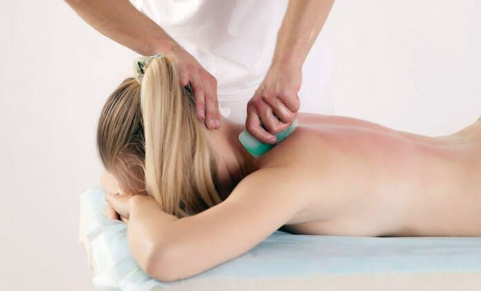 Как делать скребковый массаж