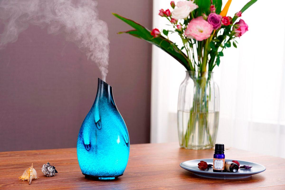 Эфирное масло от вирусов в увлажнителе воздуха